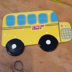 Coton Colors Big Attachment, School Bus, 2008